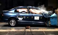 Краш-тест Honda Civic 2012