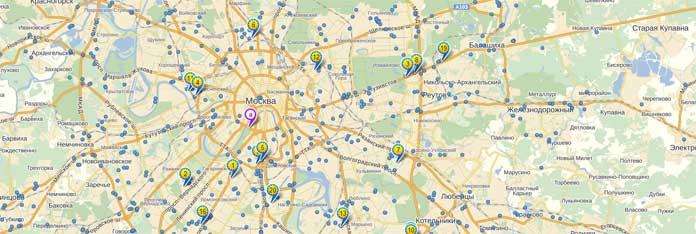 Крупнейшие автосервисы Москвы: услуги, адреса, время работы