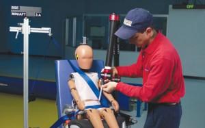 Технологии и оборудование, применяемое при проведении краш-тестов IIHS
