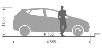 параметры Mitsubishi Lancer