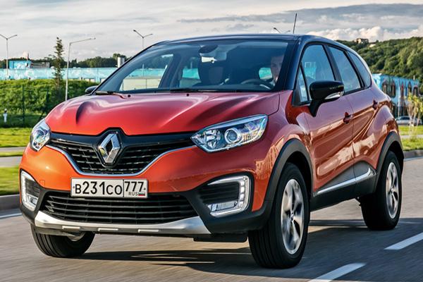 10 автомобилей бестселлеров на российском рынке: Итоги мая 2017
