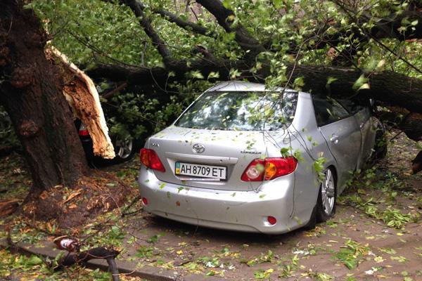 КАСКО: Можно ли возместить ущерб от стихийного бедствия?