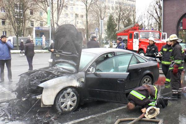 Самовозгорание авто: Как получить компенсацию?
