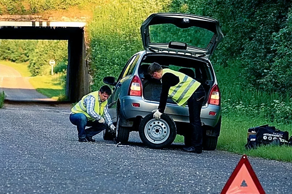 Обязательный набор автомобилиста пополнится светоотражающим жилетом.